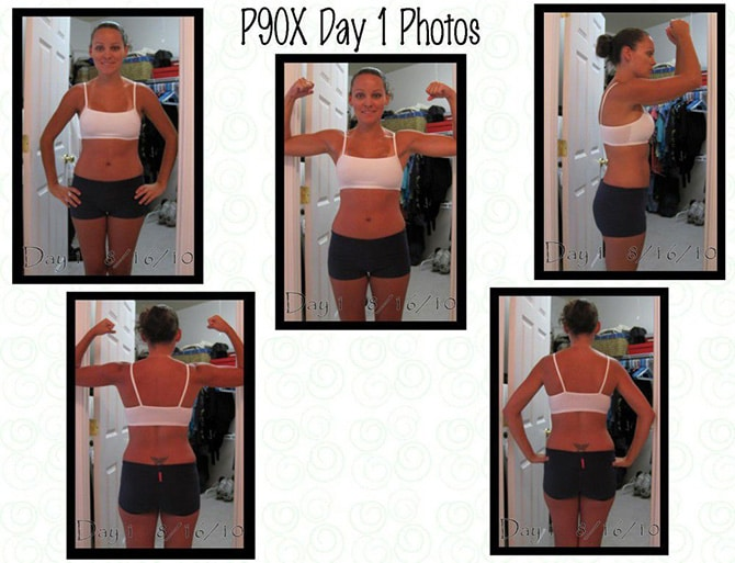 P90X Day 1 - First Blog!