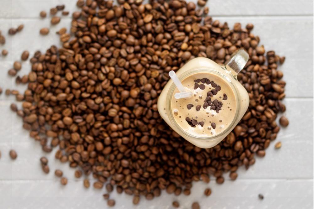 Cafe Mocha Protein Shake