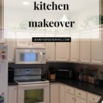 Quick Kitchen Makeover - JenniferMeyering.com
