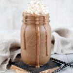 Double Chocolate Protein Shake