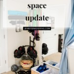 Workout Space Update - JenniferMeyering.com