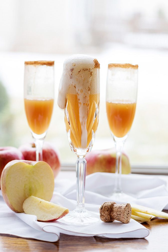 Apple Cider Champagne
