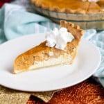 Pumpkin Cheesecake Pie