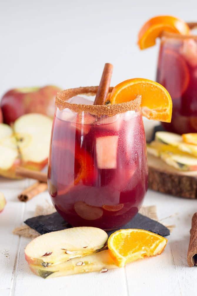 Red Apple Sangria