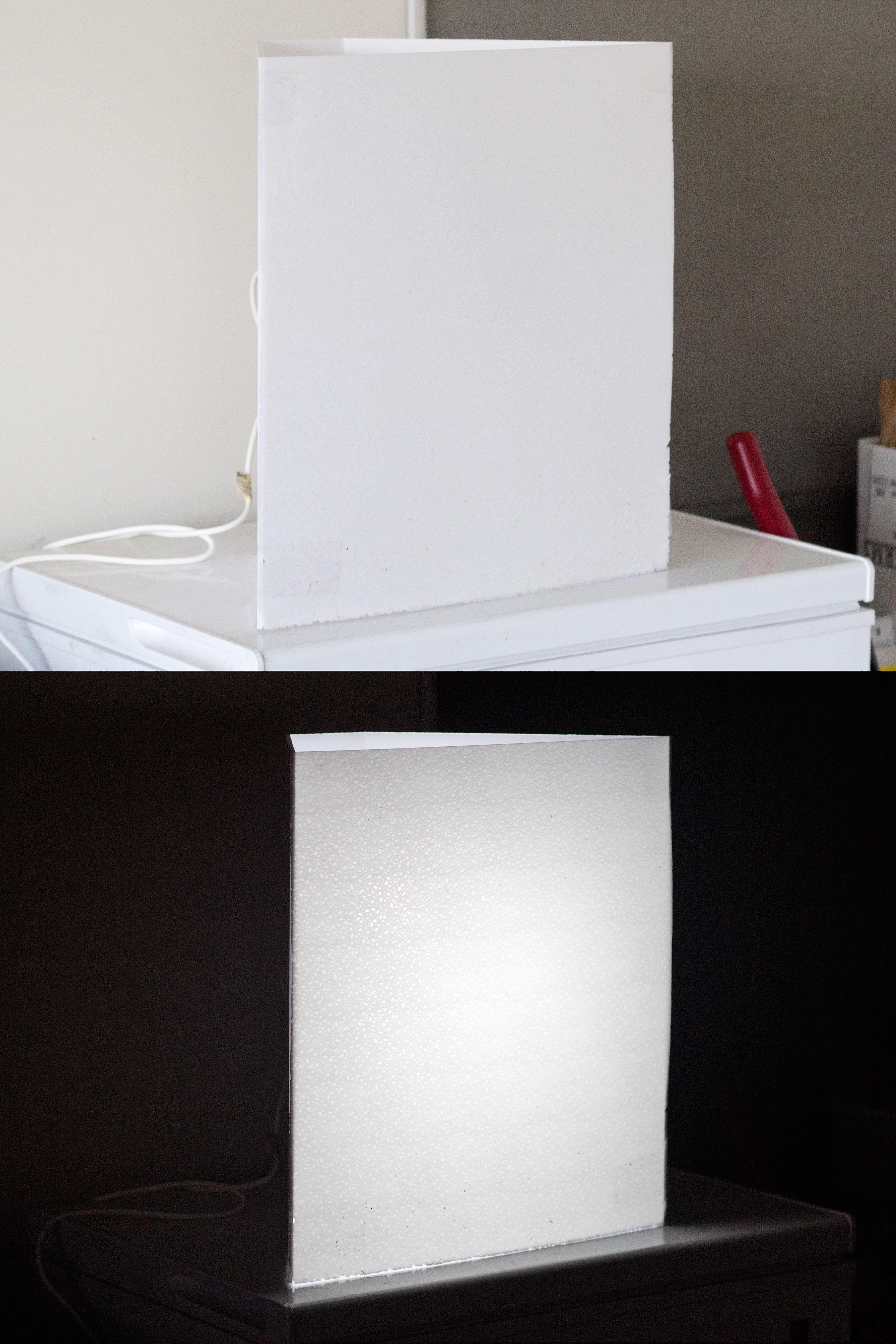 DIY Lowel Ego Light Box