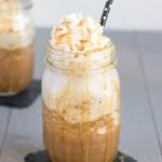 Frozen Caramel Frappuccino