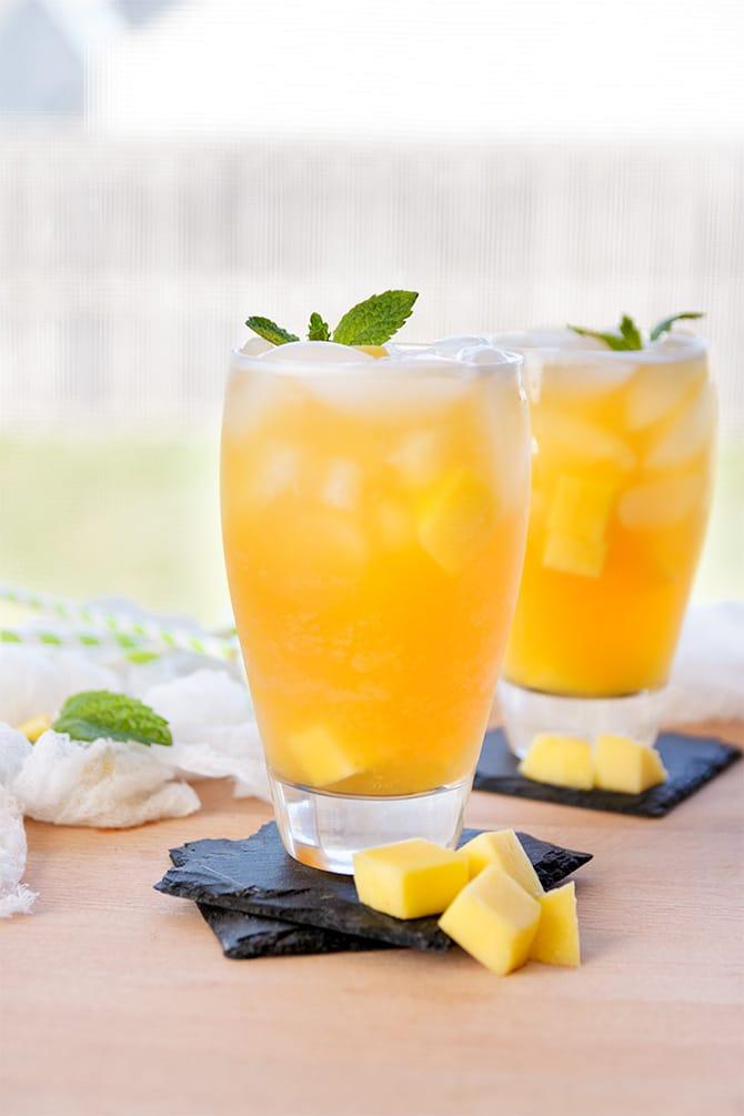 Mango Beer Shandy