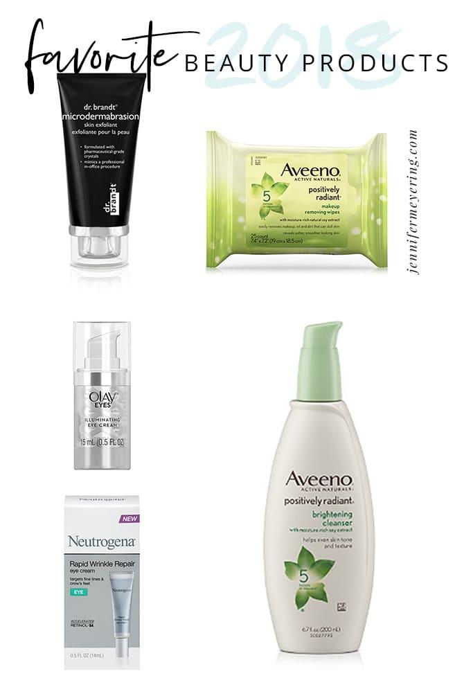 Current Favorite Beauty Products - JenniferMeyering.com