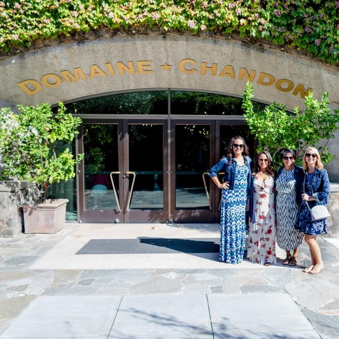 Travel Guide: Napa - Domaine Chandon