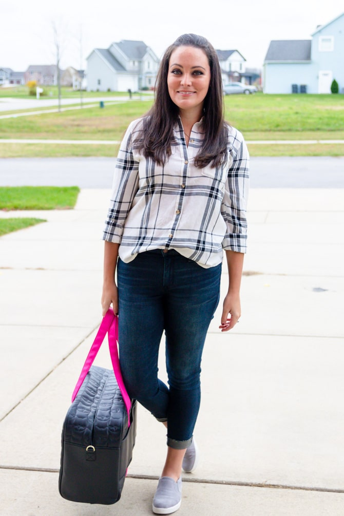 Easy Travel Outfit