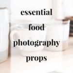 Essential Food Photography Props - JenniferMeyering.com