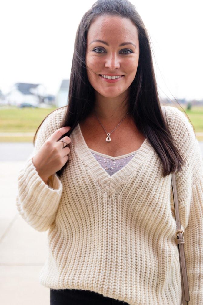 Chunky Knit Sweater