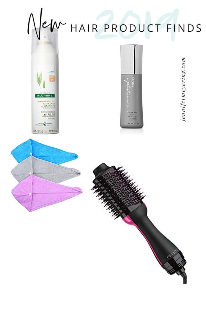 New Hair Product Finds - JenniferMeyering.com
