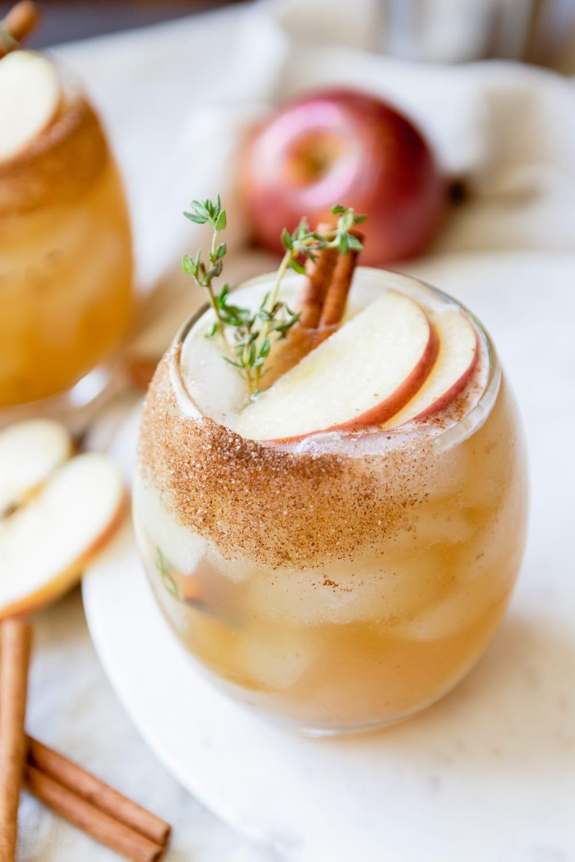 Harvest Apple Mezcal Cider